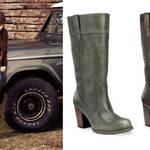 Timberland|2011年秋冬ウィメンズ最新ブーツ