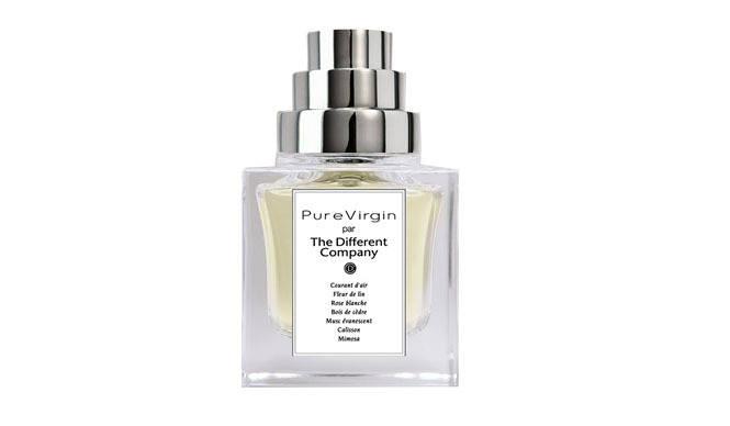 THE DIFFERENT COMPANY ジャスト・ピュアな香り「Pure Virgin」新発売