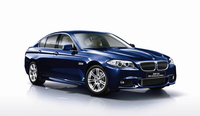 BMW 528i 30th  Anniversary Edition