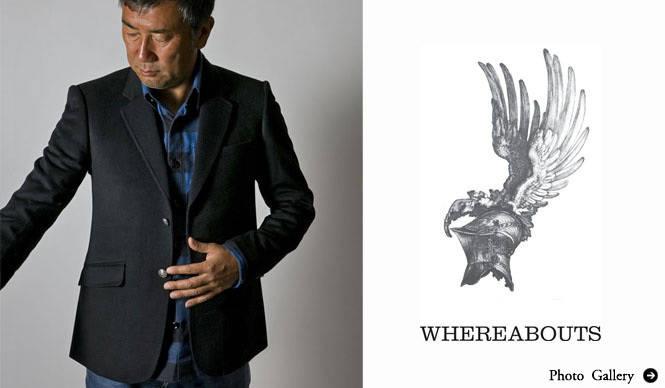 WHEREABOUTS|全商品が揃う「2011-12秋冬コレクション展示会」開催
