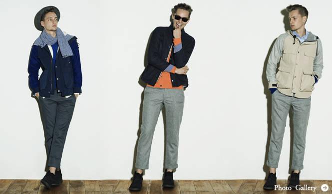 bonjour records BOYS|音楽とファッションがリンクした服ブランドが登場!