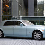 ROLLS-ROYCE 102EX - PHANTOM EXPERIMENTAL ELECTRIC 試乗