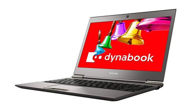 東芝|世界最薄・最軽量のウルトラブック「dynabook R631」