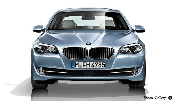 BMW Active Hybrid 5|BMW アクティブ ハイブリッド5