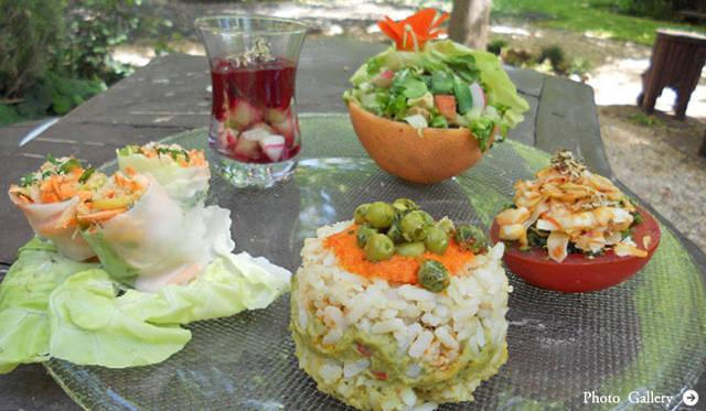 Munemi Munemi meet Rajaa Chbani - Part 3「Eat healthy, live well, be beautiful inside out.」