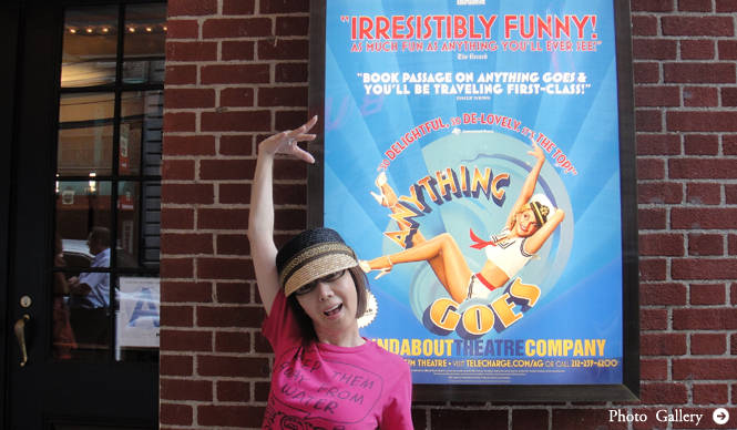 戸田恵子|慌ただしくも充実した、夏を振り返る その2 ニューヨーク観劇三昧!