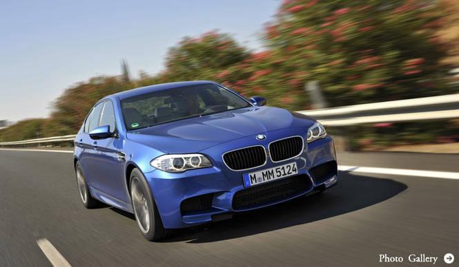 BMW M5|M史上最強のプレミアムサルーンに試乗