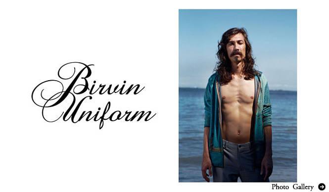 Birvin Uniform|2012春夏デビューコレクション速報
