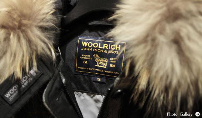 BARNEYS NEW YORK|銀座店と横浜店で「ウールリッチ」期間限定ストアオープン