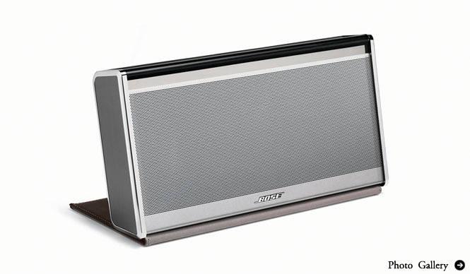 BOSE|新世代Bluetoothスピーカー「SoundLink Wireless Mobile speaker」発売