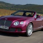 BENTLEY Continental GTC|ベントレー コンチネンタル GTC 新型に試乗
