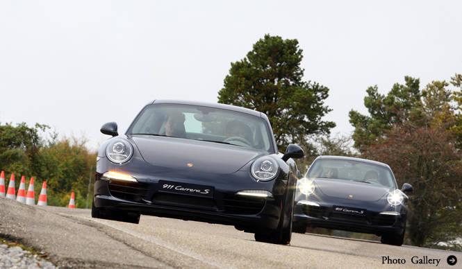 ポルシェ 911 カレラ テクニカルワークショップ開催|Porsche