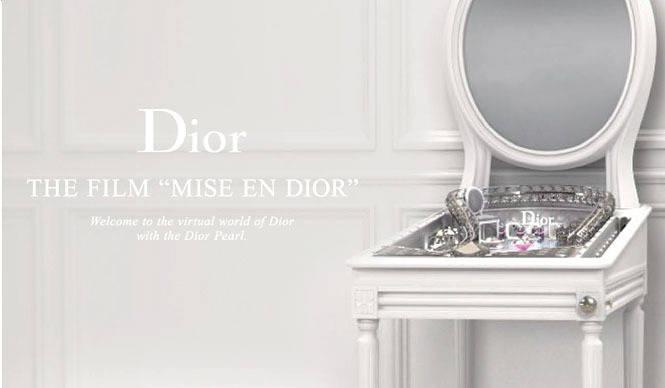 Dior|ピンボールマシンで繰り広げられる、新フィルム「Miss en Dior」公開