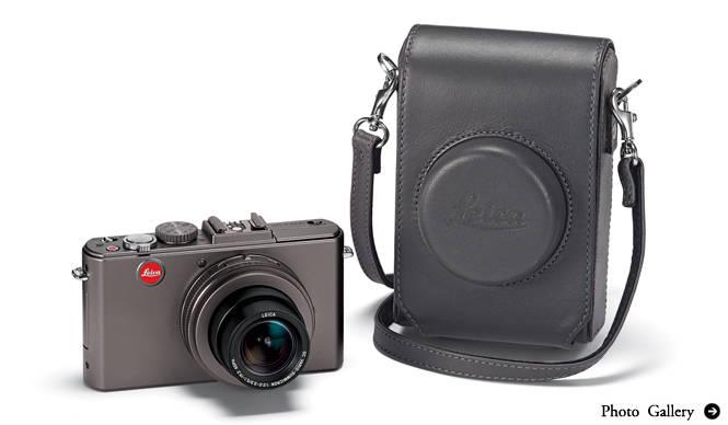 ライカ D-LUX5にチタンの輝き|Leica