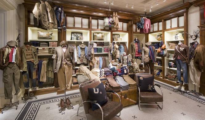 ラグビー ラルフ ローレン1周年を記念して、Tweed Style Eventを開催!