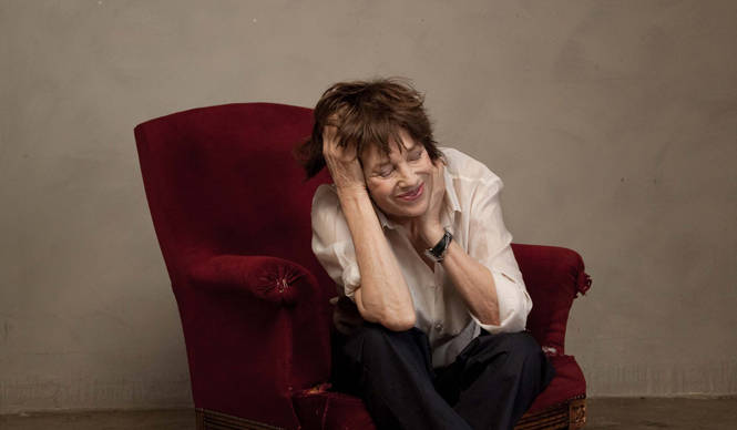 来日公演を前に、ジェーン・バーキン写真展開催