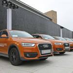 アウディ初のプレミアムコンパクトSUV「Q3」に中国で試乗|Audi