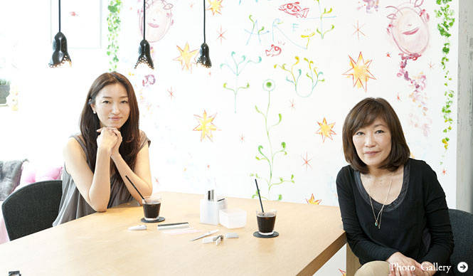 KOBAKO|永富千晴×渡邉季穂「KOBAKO nails」デビュー対談(後編)