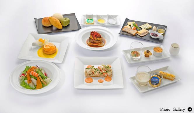 EAT|「日本料理 龍吟」×シャンパーニュ・サロンを味わう、JALファーストクラスの旅