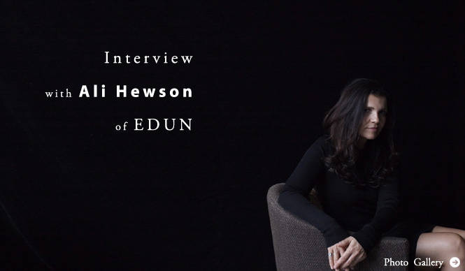EDUN|高尚な精神性をもつブランド