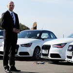アウディ e-tron 試乗会─アウディ・製品戦略担当 ハイコ・ゼーガッツ氏 インタビュー|Audi