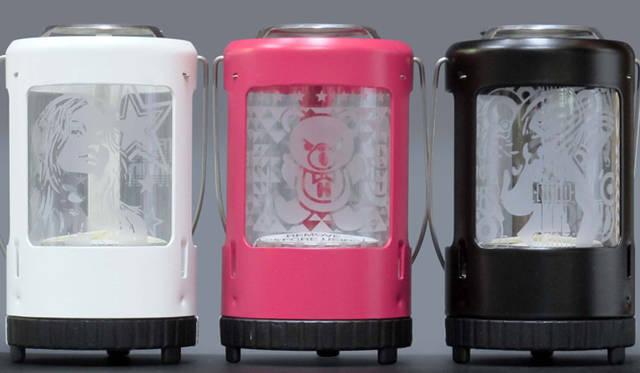 ヒステリックグラマー特製ランタンでクリスマスに灯を!