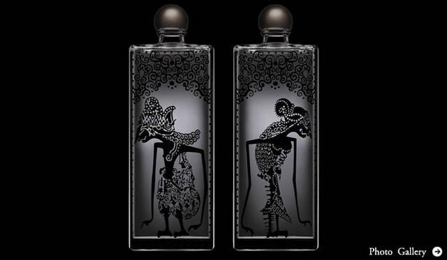 SERGE LUTENS|至高の香りと、究極のレアアイテム