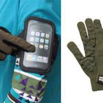 HOTCH POTCH|業界初! スマートフォン対応手袋「EVOLG」