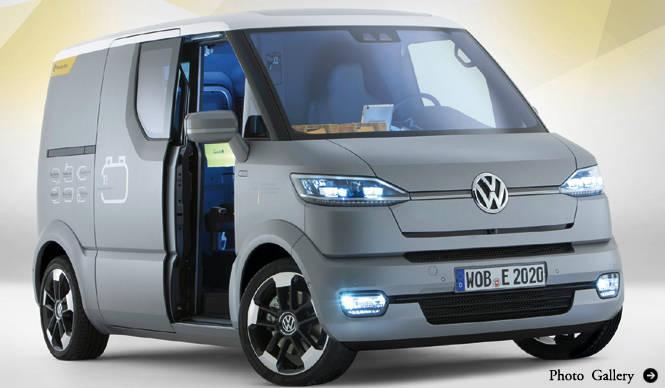 フォルクスワーゲンがコンセプトカー「eT!コンセプト」を発表|Volkswagen