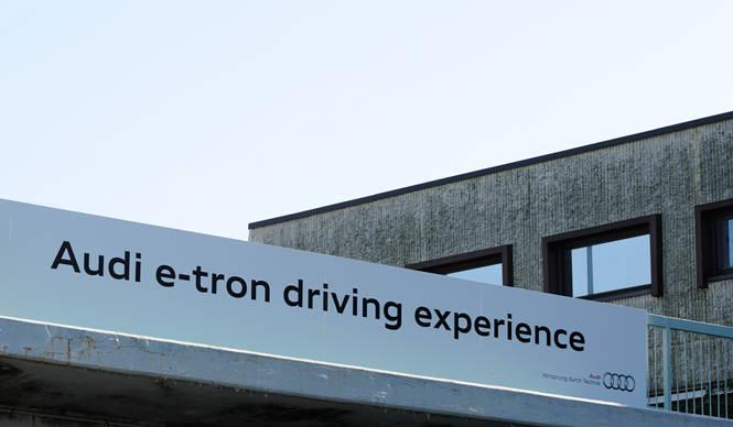アウディによる未来への提案─アウディ e-tron|Audi