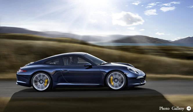 ポルシェ、ジャパンプレミア4モデルを出展|Porsche