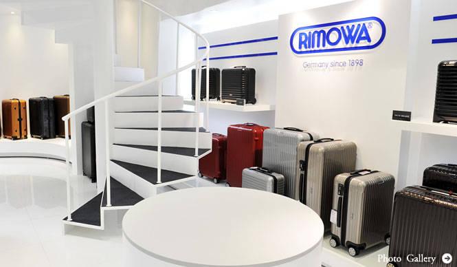 RIMOWA|先行予約アイテムに注目『リモワ 銀座店』オープン