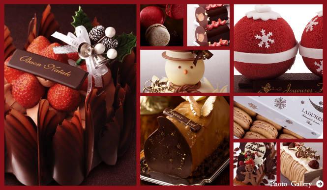 特集|注目のクリスマスケーキを一挙ラインナップ!