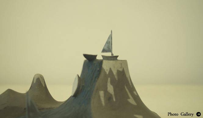 ART|「yuta nishiura at krank / Marcello 2011」開催中