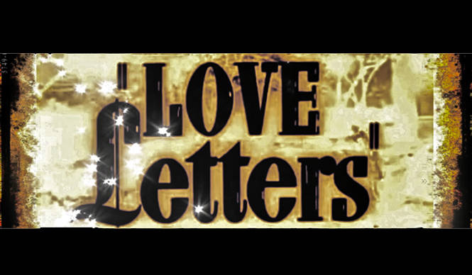 """Diary-T 165 反原発ポスター展と""""Love Letter"""""""