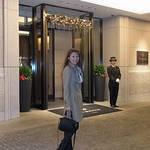 連載|SAKURA|2011.11|第19回 久々の大阪! ラグジュアリーホテル滞在記