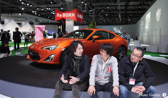 東京モーターショー2011に未来はあったか? (前篇)