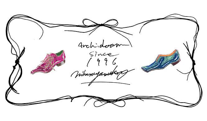 MIHARAYASUHIRO|「Archidoom Since 1996 by MIHARAYASUHIRO」期間限定オープン