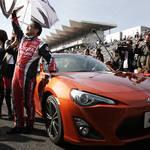 FRスポーツを操る喜びを手軽に─トヨタ 「86」に試乗|TOYOTA