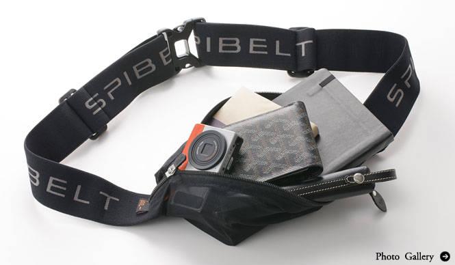 SPIBELT|ベストセラーの日本限定モデルはメッシュ素材