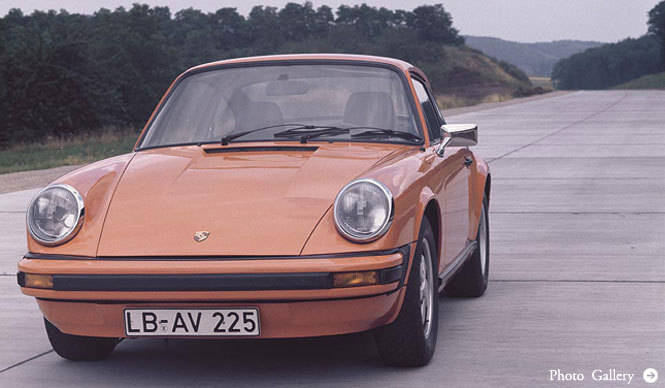 Porsche 911 Story─2代目930型
