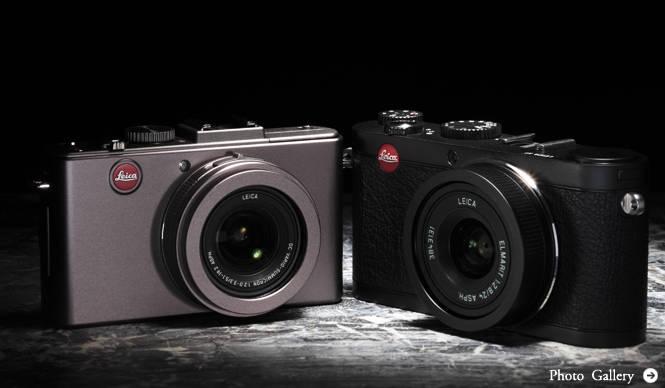 Leica X1 / Leica D-LUX 5 TITANIUM