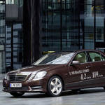 Eクラスにハイブリッド化の波|Mercedes Benz
