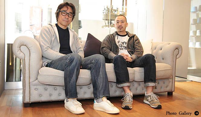 LOOPWHEELER|Exclusive interview with LOOPWEELER Founder, Satoshi Suzuki