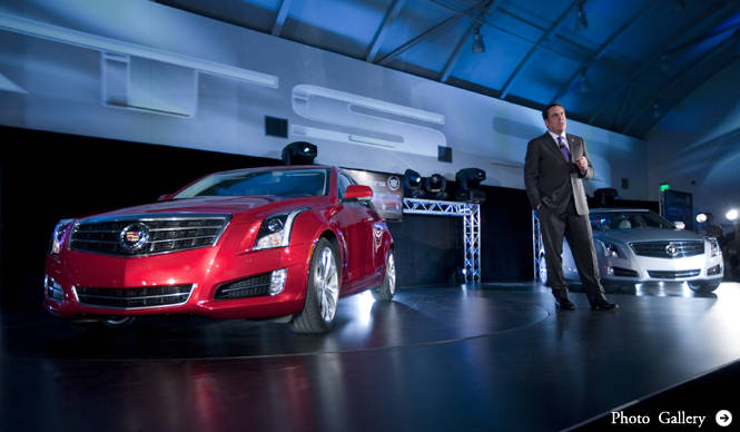 GMがキャデラックに小型ラグジュアリーセダンを投入!|Cadillac