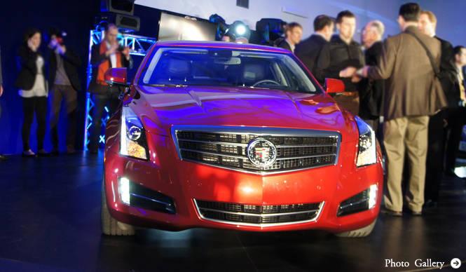 2012年デトロイトモーターショー現地レポート|Cadillac