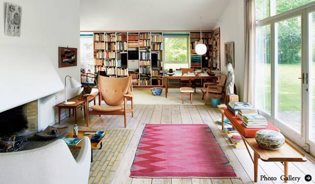 デンマーク家具デザインの巨匠 フィン・ユール生誕100年記念展
