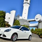 新生ジュリエッタに試乗! アルファ ロメオ ジュリエッタ|Alfa Romeo Giulietta