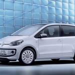 up!の5ドア版が市場投入間近|Volkswagen