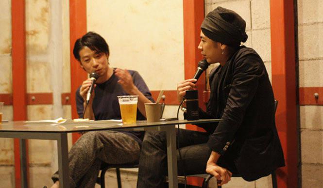 谷尻 誠 構造エンジニアの金田充弘氏を迎えて「THINK_10」開催